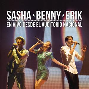 Sasha Benny Erik en Vivo Desde el Auditorio Nacional Albumcover