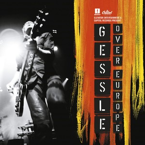 Gessle Over Europe Albumcover