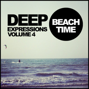 Deep Expressions, Vol. 4: Beach Time Albumcover