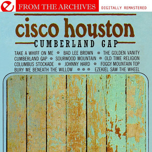 Cisco Houston Old Time Religion cover