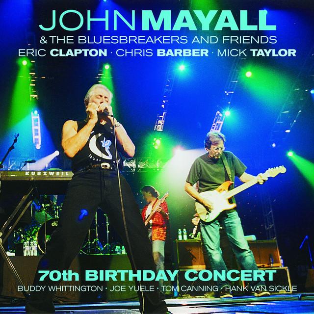70th Birthday Concert album cover
