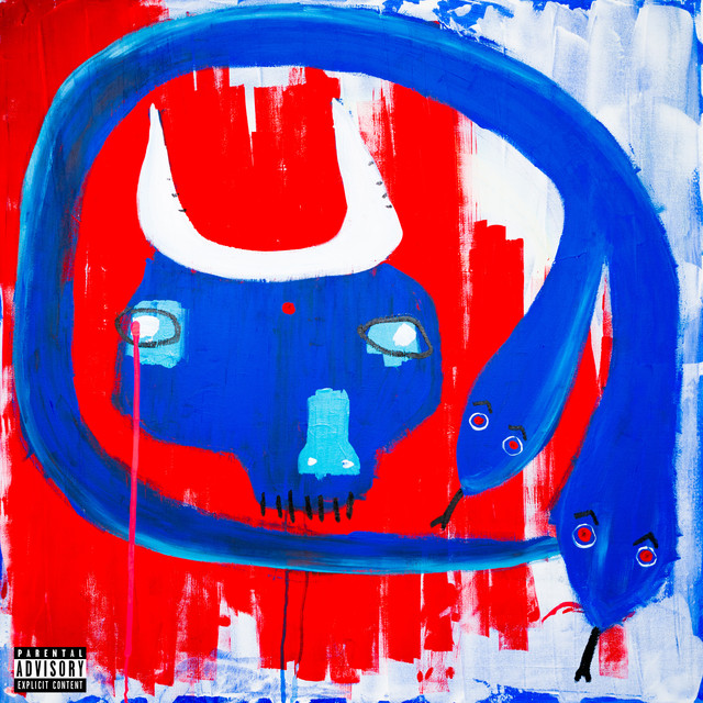 Album cover for White Bronco by Action Bronson