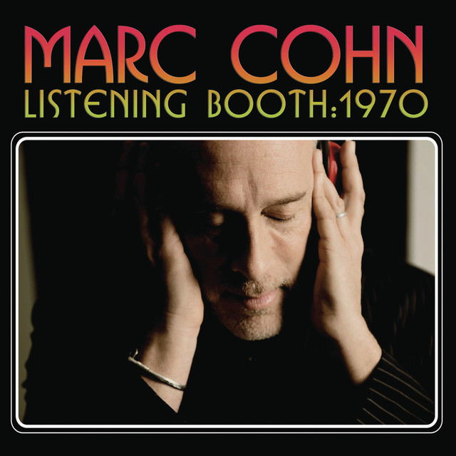 Marc Cohn Listening Booth: 1970 album cover