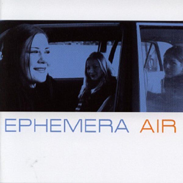Album cover for Air by Ephemera