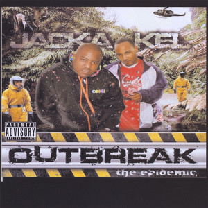 Outbreak Vol 1.: The Epidimic Albumcover