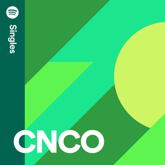 CNCO - Spotify Singles cover