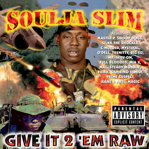 Soulja Slim N.L. Party cover