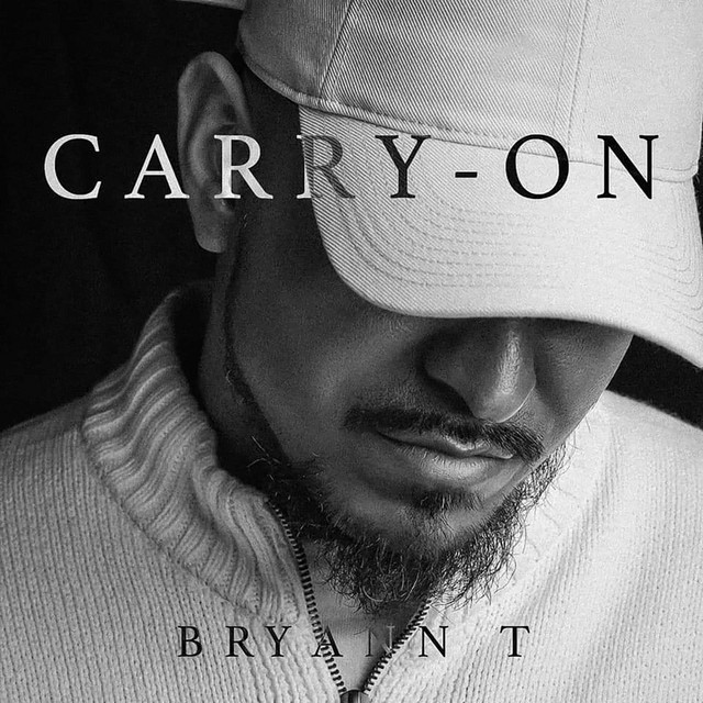 Album cover for Carry-On by Bryann T