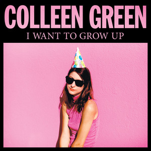 I Want to Grow Up Albumcover