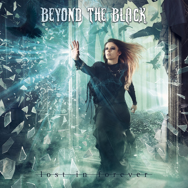 Album cover for Lost In Forever by Beyond The Black