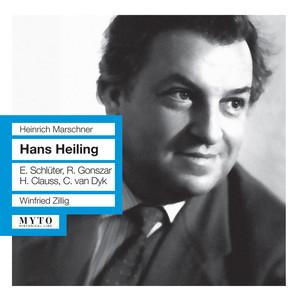 Marschner: Hans Heiling  - (empty)