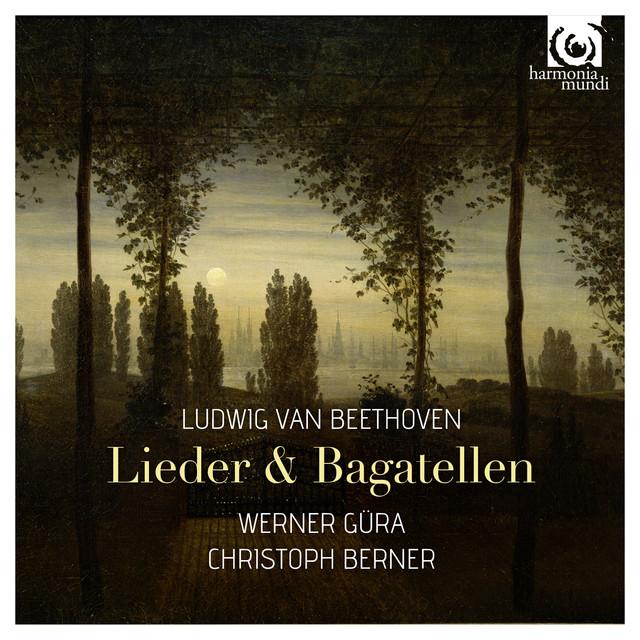 Beethoven: Lieder & Bagatellen Albumcover