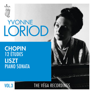 Chopin: 12 études, Op.25 | Liszt: Piano sonata in B minor, S.178 Albümü