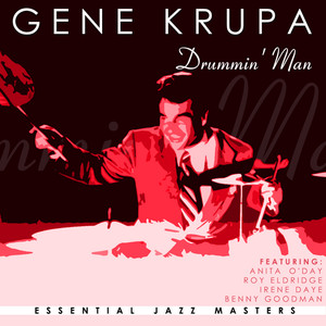 Gene Krupa Bolero at the Savoy cover