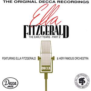 Ella Fitzgerald and Her Famous Orchestra, Ella Fitzgerald After I Say I'm Sorry cover
