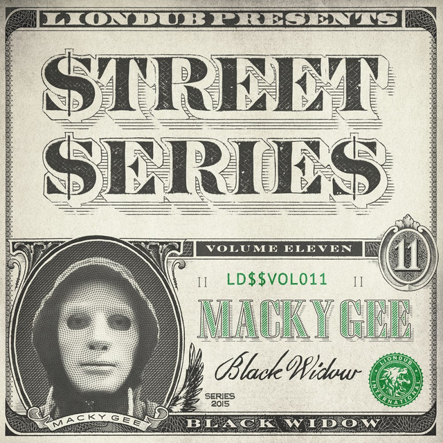 Liondub Street Series, Vol. 11 - Black Widow