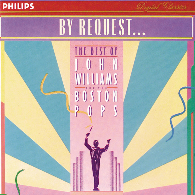 By Request...John Williams & The Boston Pops Albumcover