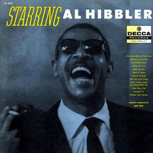 Starring Al Hibbler album