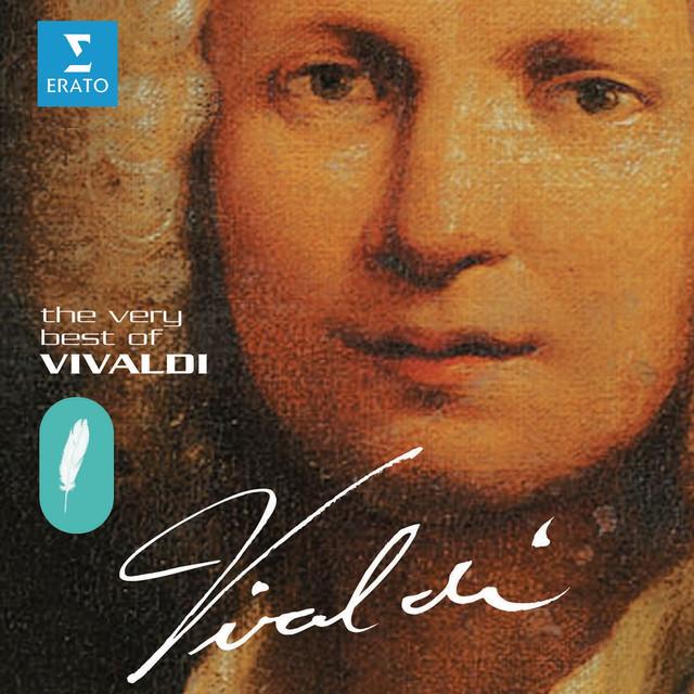 The Very Best of Vivaldi Albumcover