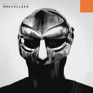 Album cover for Madvillainy by Madvillain