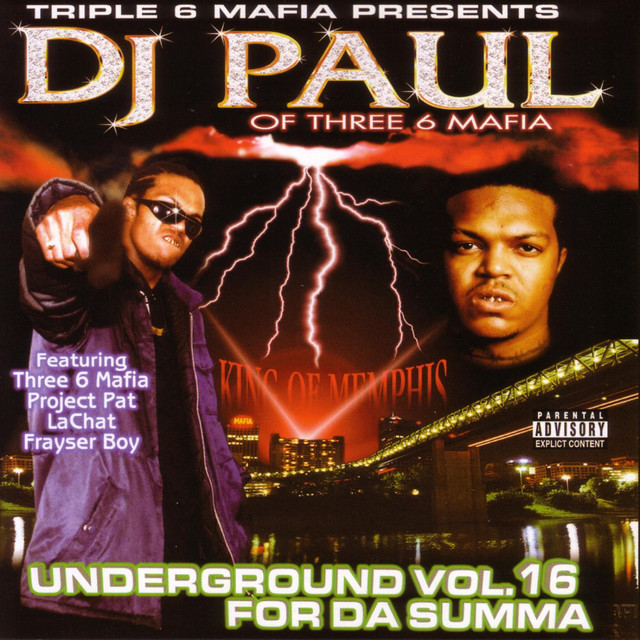 Underground Vol. 16 For Da Summa