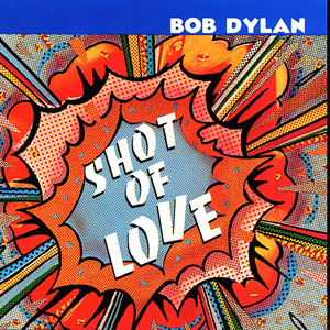 Shot Of Love Albumcover