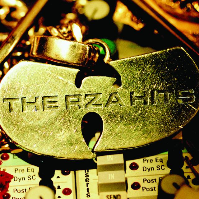 RZA The RZA Hits album cover