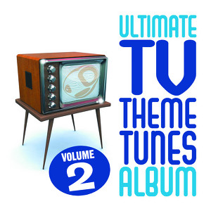 Ultimate Tv Theme Tunes 2 Albumcover