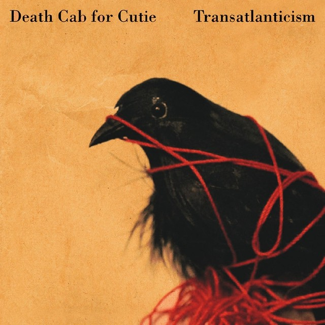 Album cover for Transatlanticism by Death Cab for Cutie