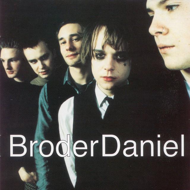 Skivomslag för Broder Daniel: Broder Daniel