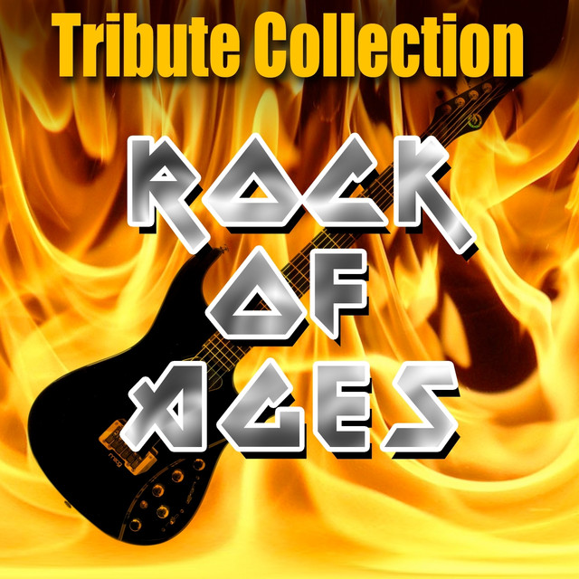 Rock of Ages Tribute Collection Albumcover