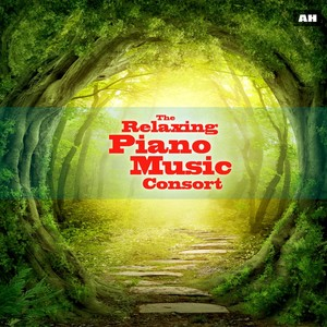 Relaxing Piano Music Consort Albumcover