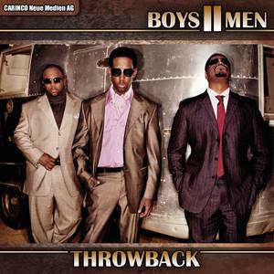 Boyz II Men - Throwback Albumcover