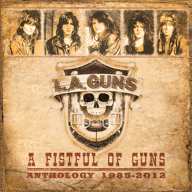 A Fistful of Guns: Anthology 1985-2012