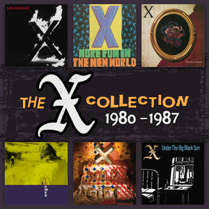 The X Collection: 1980-1987 - X