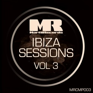 Marfil Ibiza Sessions, Vol. 3 Albumcover