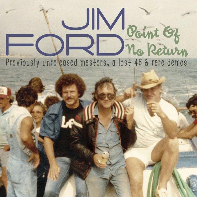 Skivomslag för Jim Ford: Point Of No Return - Previously Unreleased Masters, A Lost 45 & Rare Demos