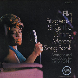 Ella Fitzgerald Sings The Johnny Mercer Songbook Albumcover