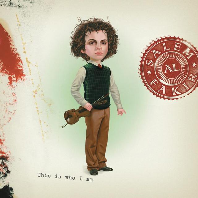 Skivomslag för Salem Al Fakir: This Is Who I Am