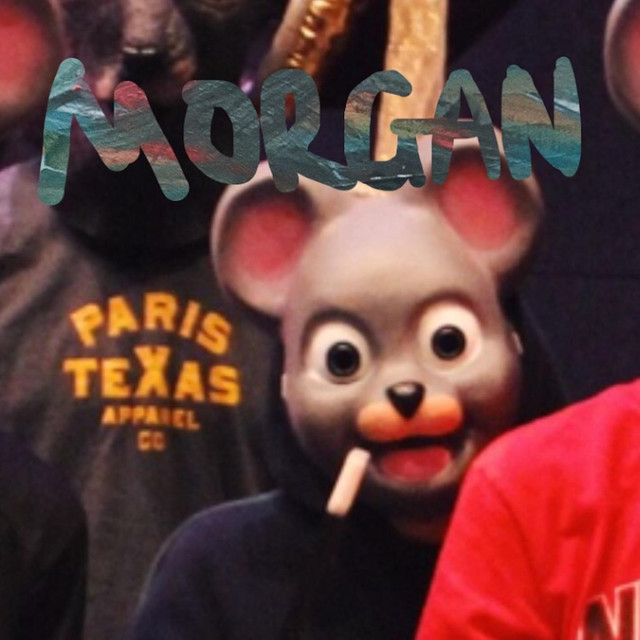 Album cover for Morgan by Silverpants McGee
