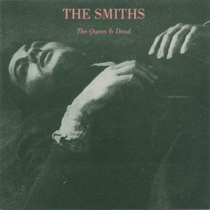 The Queen Is Dead Albumcover