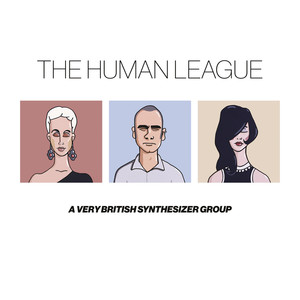 The Human League Love Is All That Matters - DJ Edit cover