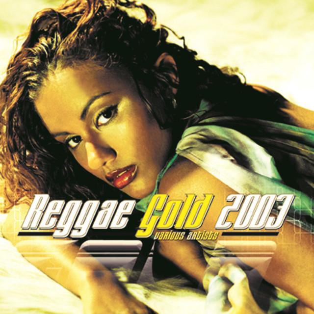 Various Artists Reggae Gold 2003 album cover