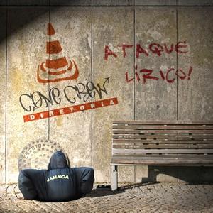Ataque Lírico Albumcover