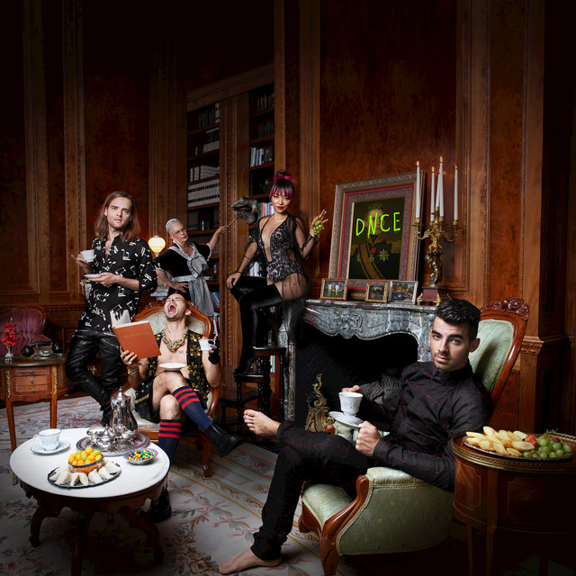 Album cover for DNCE by DNCE