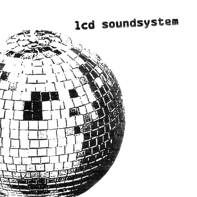 Album cover for LCD Soundsystem by LCD Soundsystem