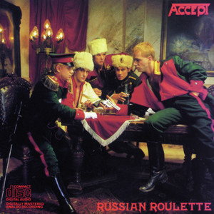 Accept Russian Roulette cover