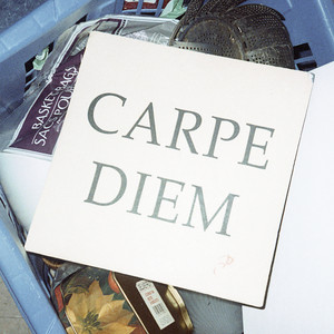 Album cover for carpe diem by Walter TV