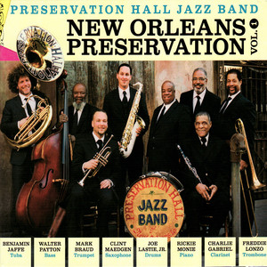 New Orleans Preservation Vol. 1 album