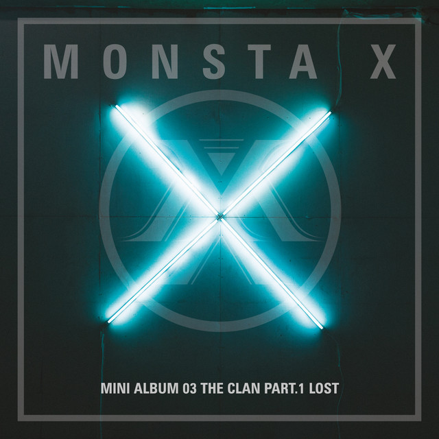 Album cover for THE CLAN pt.1 <LOST> by Monsta X